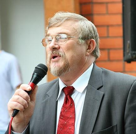 пастор Николай Соболев