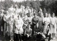 """первые члены церкви """"Благовестие"""""""