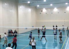 Волейбол христианский
