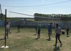 Волейбол христианской молодежи