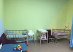 детская комната при церкви