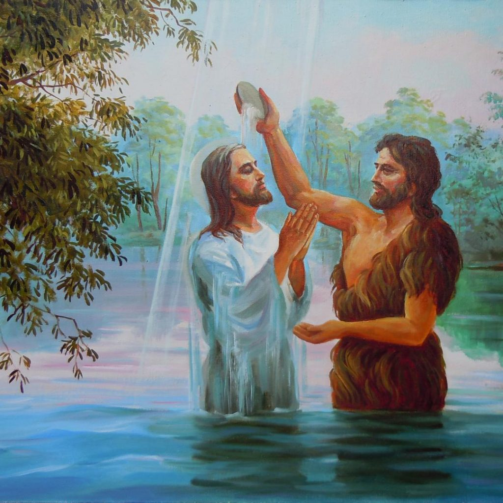 Крещение Господне (Богоявление) - Церковь Благовестие