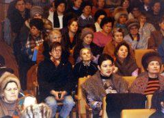 богослужение в ДК в 1993