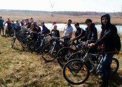 Велотуризм христианской молодежи