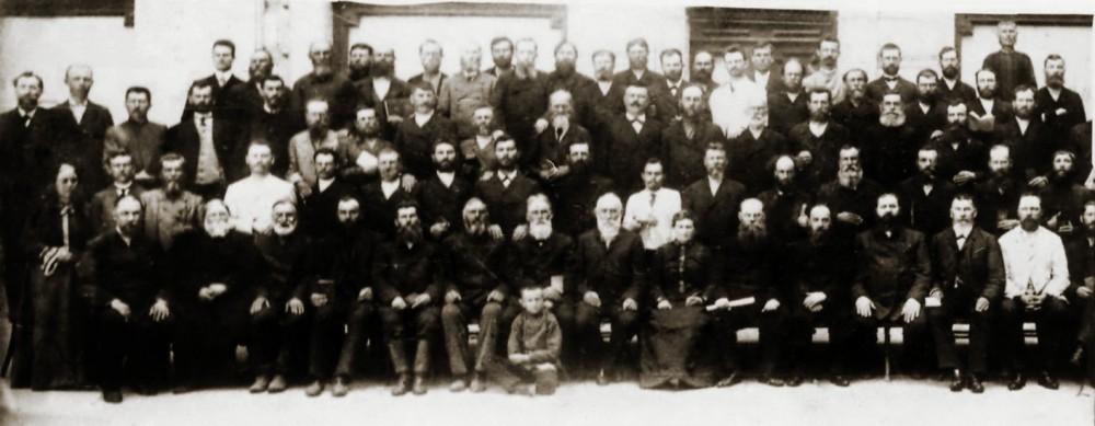 история баптистов в России