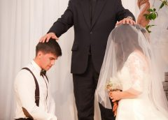 молитва на венчании